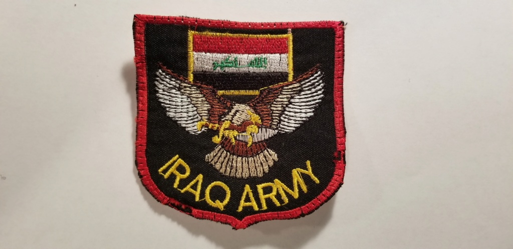 Some Iraqi Insignia 20190634