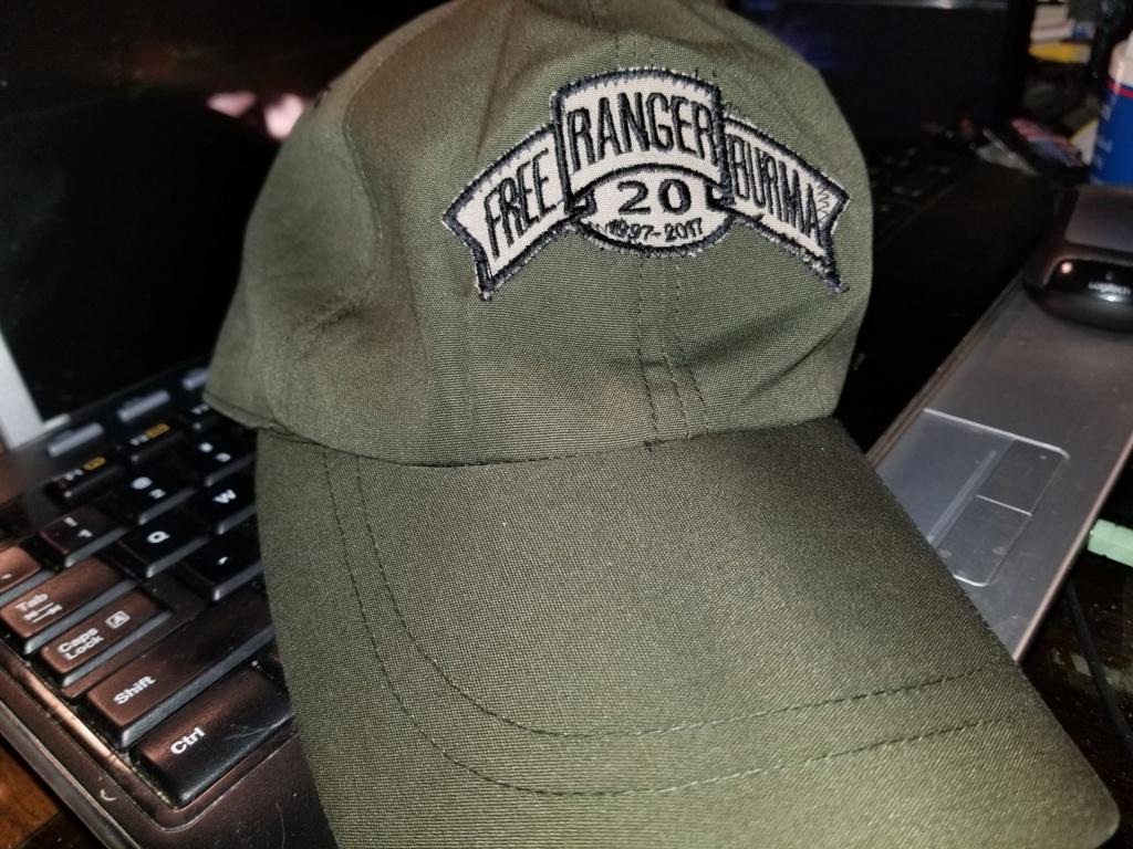 Free Burma Ranger Cap H_201910