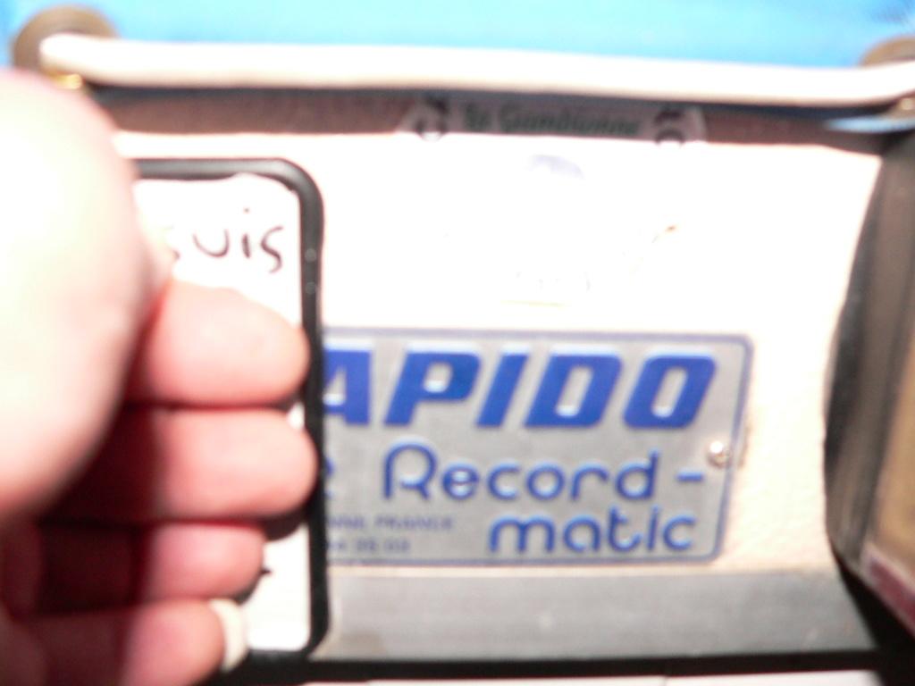 vends rapido P1030012
