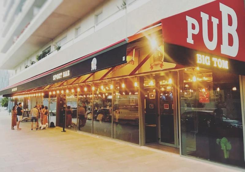 Big Tom Pub 66525010