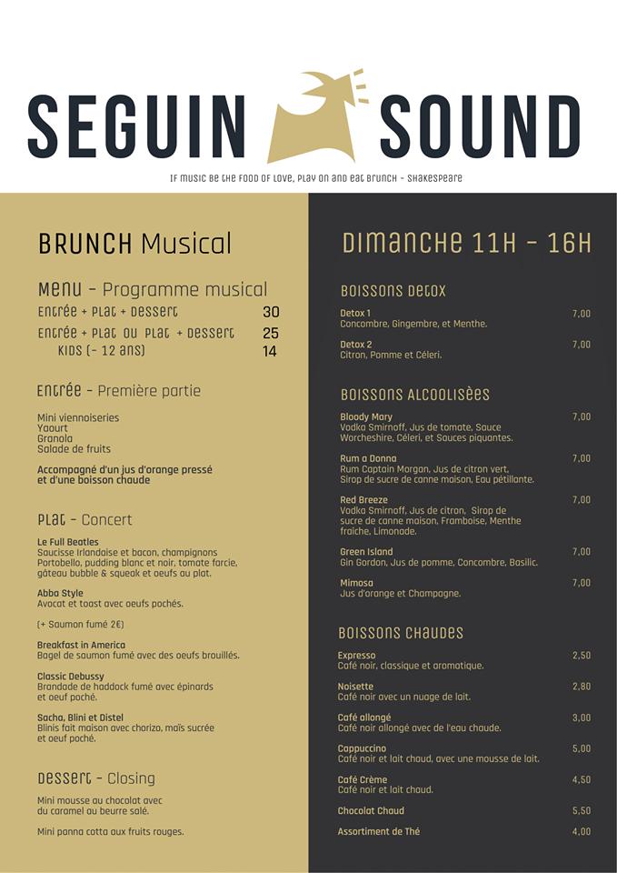 Micro Brasserie Seguin Sound 70248710