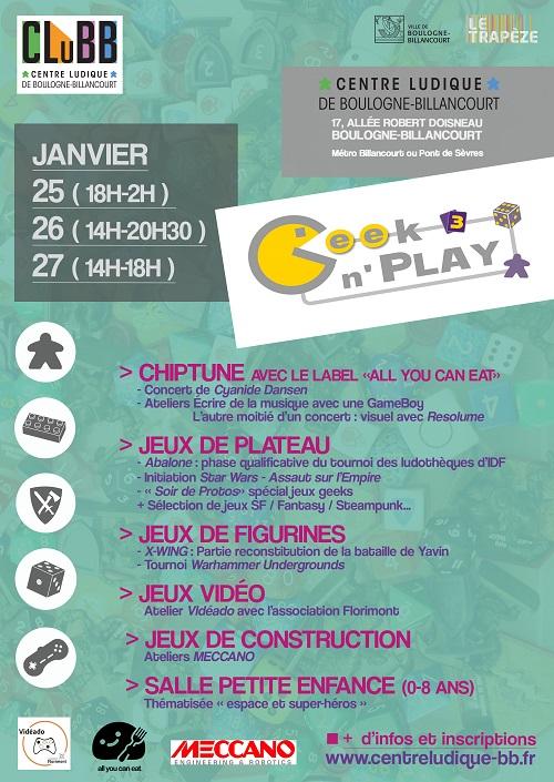 Centre Ludique de Boulogne-Billancourt (CLuBB) Affich10