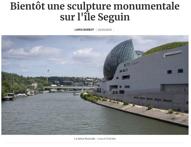 La Seine Musicale de l'île Seguin Clip1047
