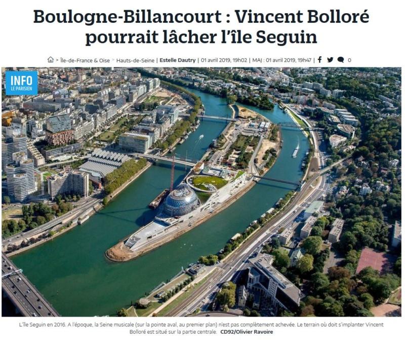 Campus Boulogne-Studios / Vivendi Clip1079