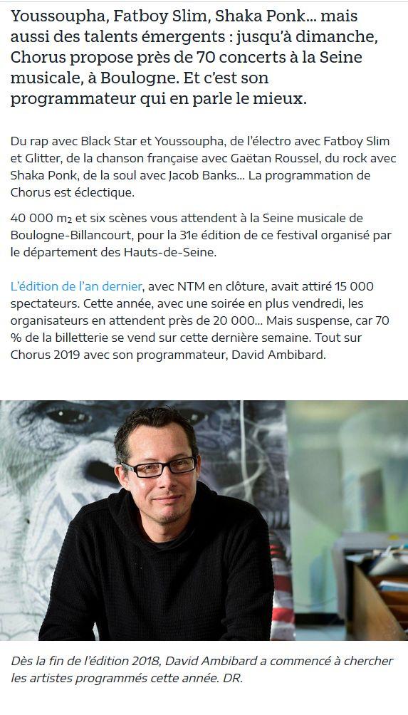 Concerts et spectacles à la Seine Musicale de l'île Seguin Clip1090