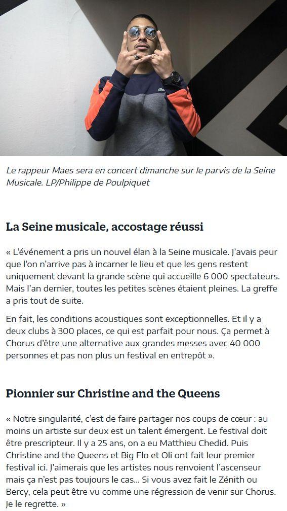 Concerts et spectacles à la Seine Musicale de l'île Seguin Clip1092