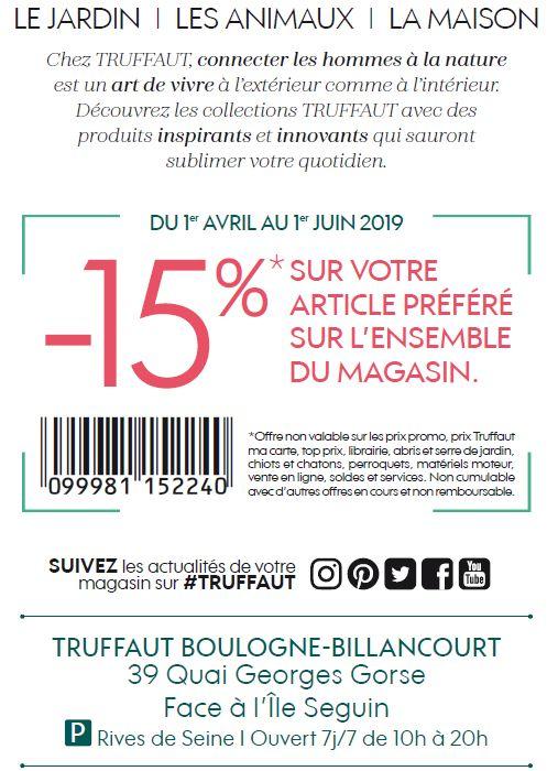Magasin Truffaut Clip1097