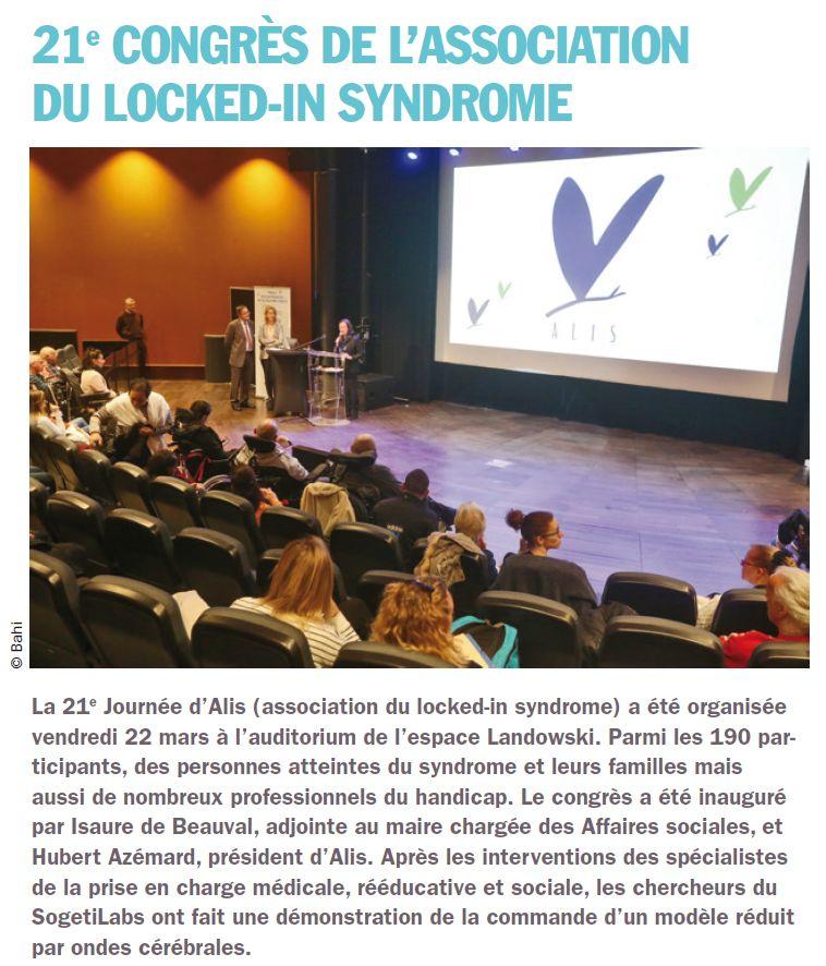 Association du Locked-in Syndrome (ALIS) Clip1100