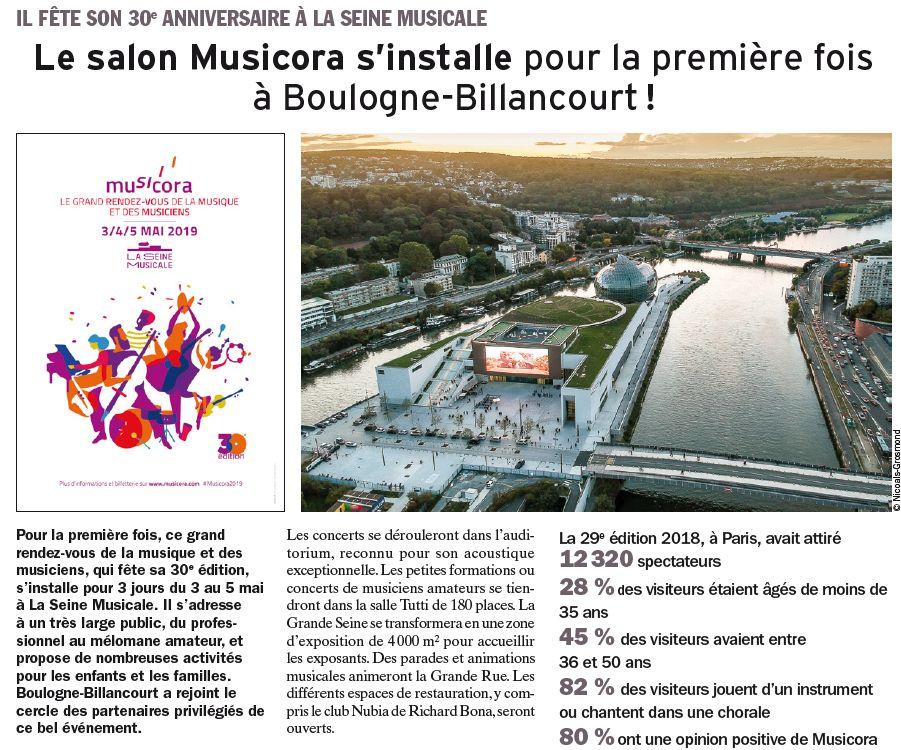 Expositions et évènements à la Seine Musicale de l'île Seguin Clip1102