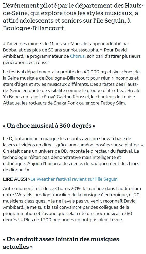 Concerts et spectacles à la Seine Musicale de l'île Seguin Clip1105