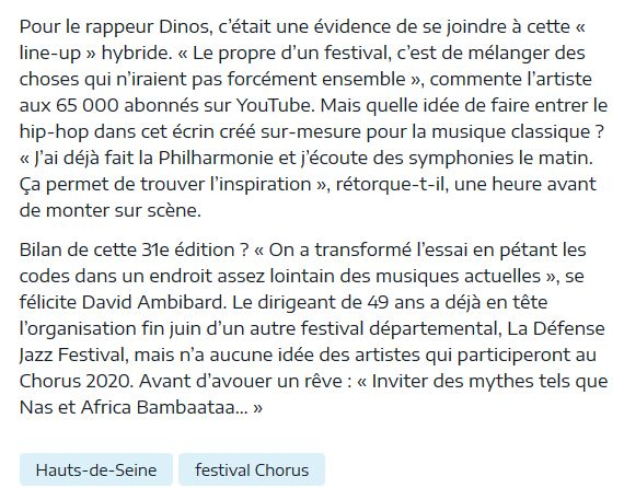 Concerts et spectacles à la Seine Musicale de l'île Seguin Clip1106