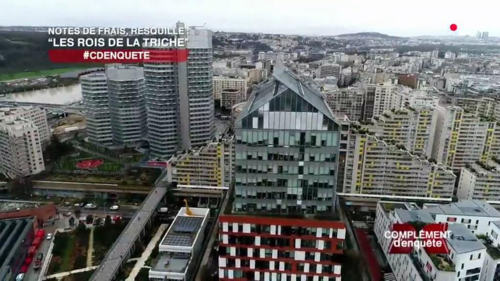 Vidéos concernant le quartier Seguin Rives de Seine Clip1150
