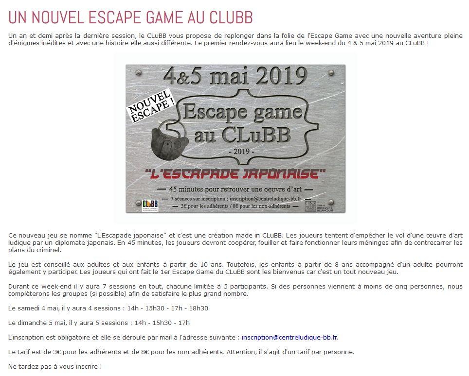 Centre Ludique de Boulogne-Billancourt (CLuBB) Clip1159