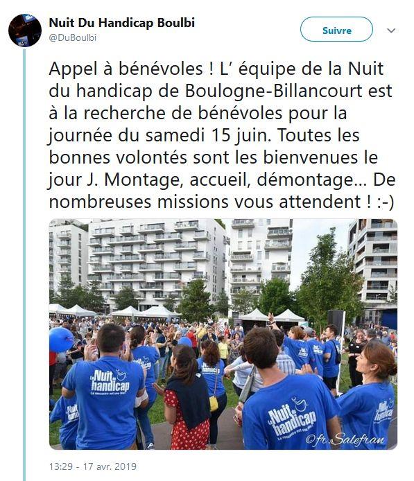 La Nuit du Handicap Clip1192