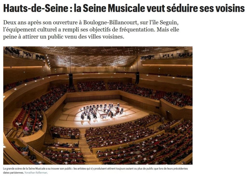 La Seine Musicale de l'île Seguin Clip1204