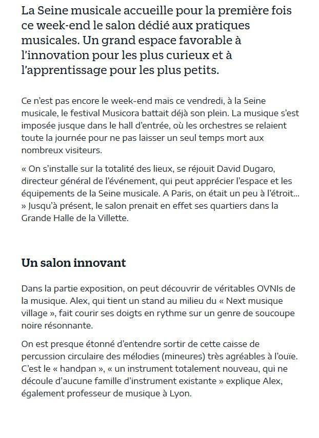 Expositions et évènements à la Seine Musicale de l'île Seguin Clip1225