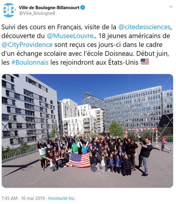 Groupe scolaire Robert Doisneau : informations, photos et vidéos Clip1272