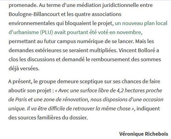Campus Boulogne-Studios / Vivendi Clip1276
