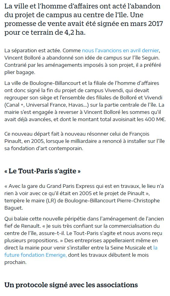 Campus Boulogne-Studios / Vivendi Clip1299