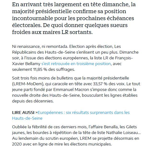 Elections européennes Boulogne-Billancourt  Clip1301