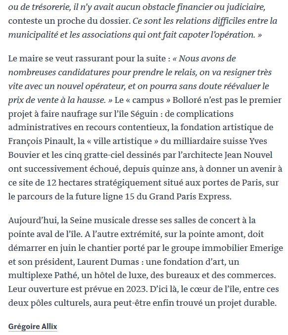 Campus Boulogne-Studios / Vivendi Clip1309