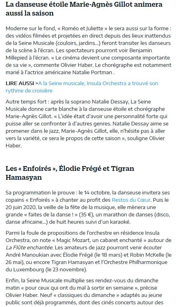 Concerts et spectacles à la Seine Musicale de l'île Seguin Clip1320