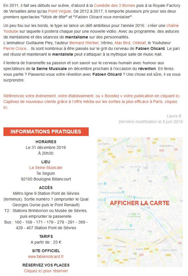 Concerts et spectacles à la Seine Musicale de l'île Seguin Clip1326