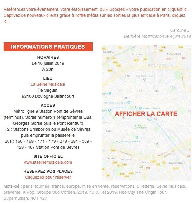 Concerts et spectacles à la Seine Musicale de l'île Seguin Clip1327