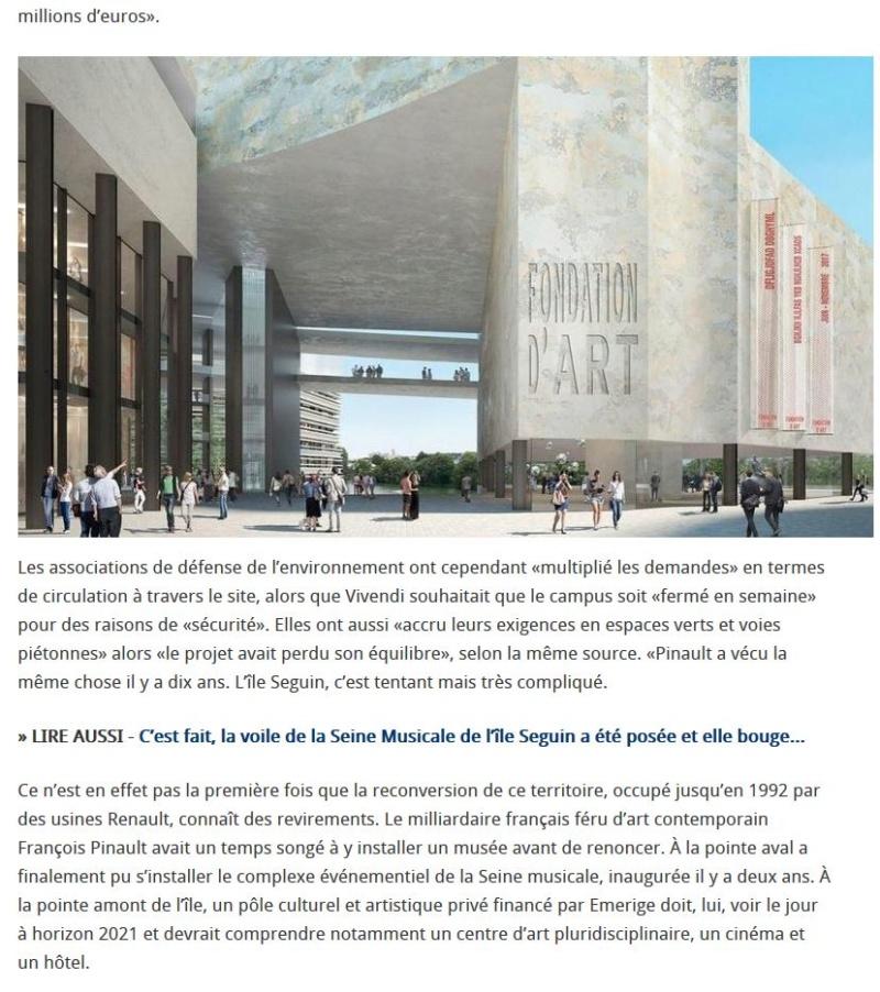 Campus Boulogne-Studios / Vivendi Clip1333