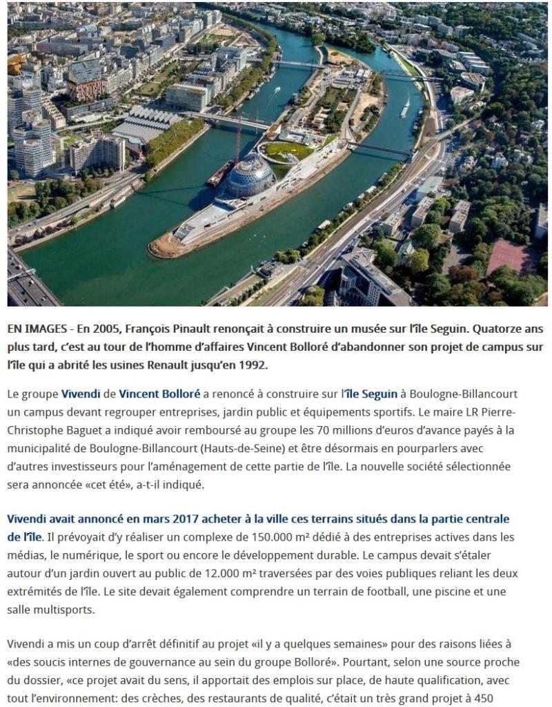 Campus Boulogne-Studios / Vivendi Clip1334