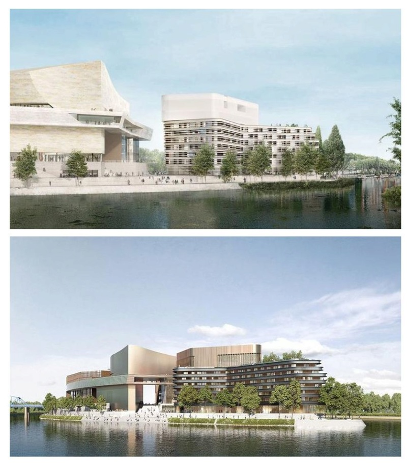 Campus Boulogne-Studios / Vivendi Clip1335