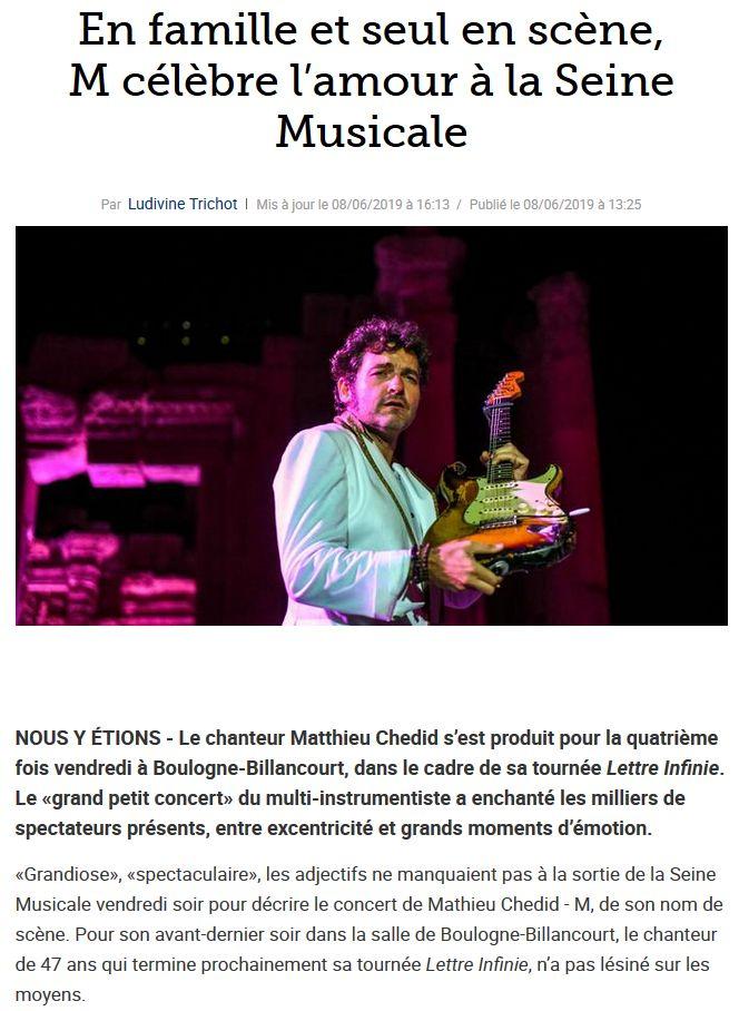 Concerts et spectacles à la Seine Musicale de l'île Seguin Clip1336