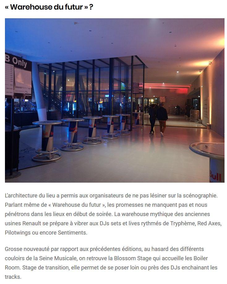 Concerts et spectacles à la Seine Musicale de l'île Seguin Clip1341