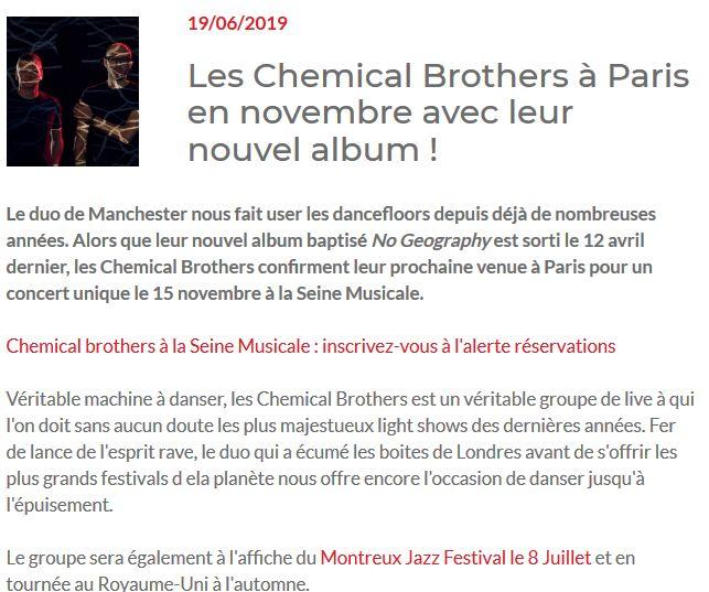 Concerts et spectacles à la Seine Musicale de l'île Seguin Clip1403