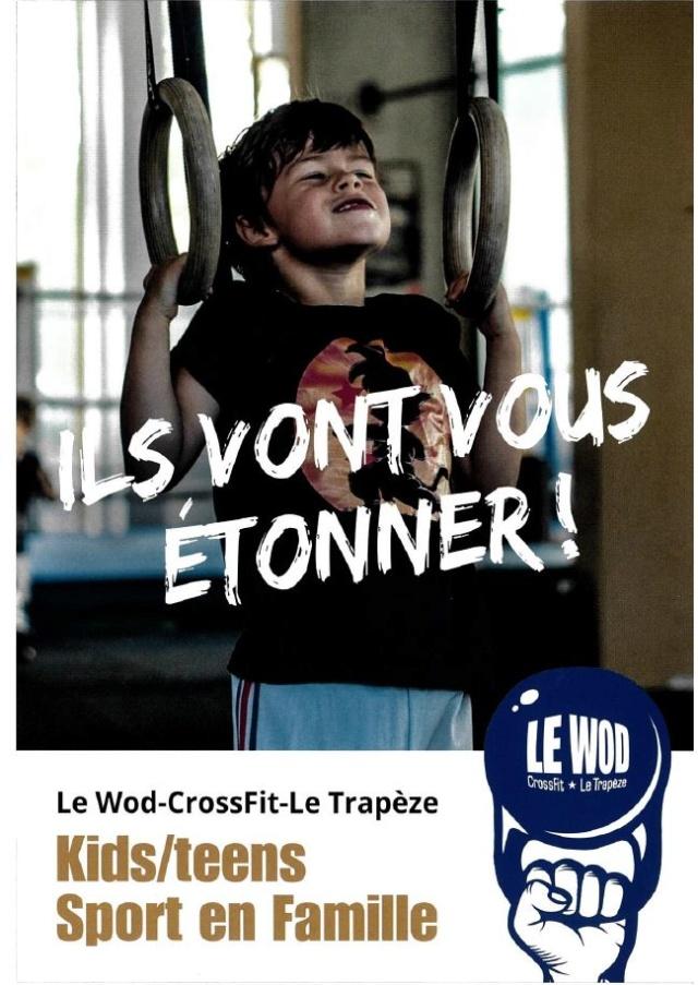 Salle de sport Le Wod - CrossFit Le Trapèze Clip1429