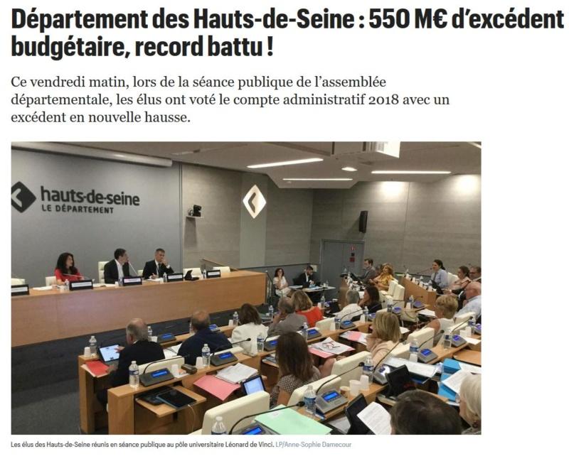 Informations sur les Hauts-de-Seine Clip1459