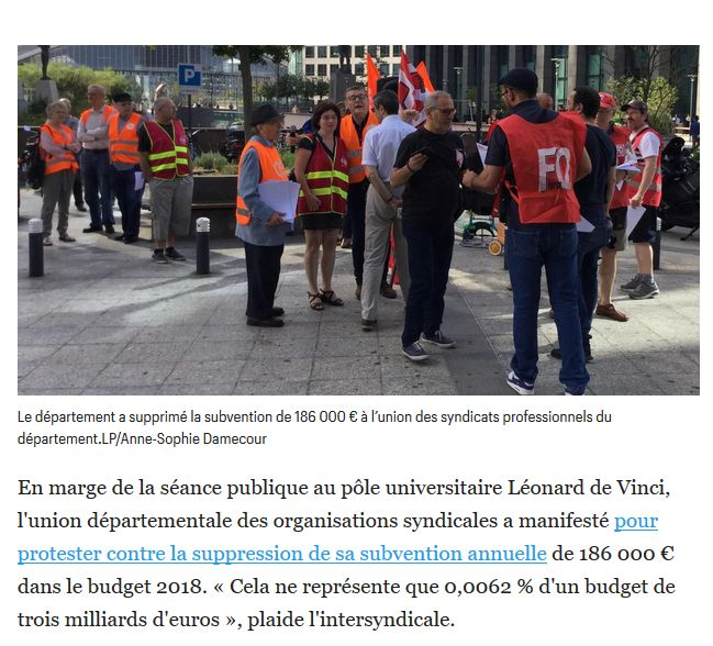 Informations sur les Hauts-de-Seine Clip1461