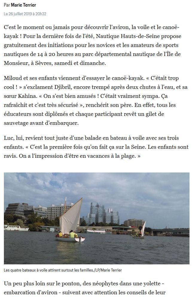 Base nautique de l'île Monsieur Clip1498
