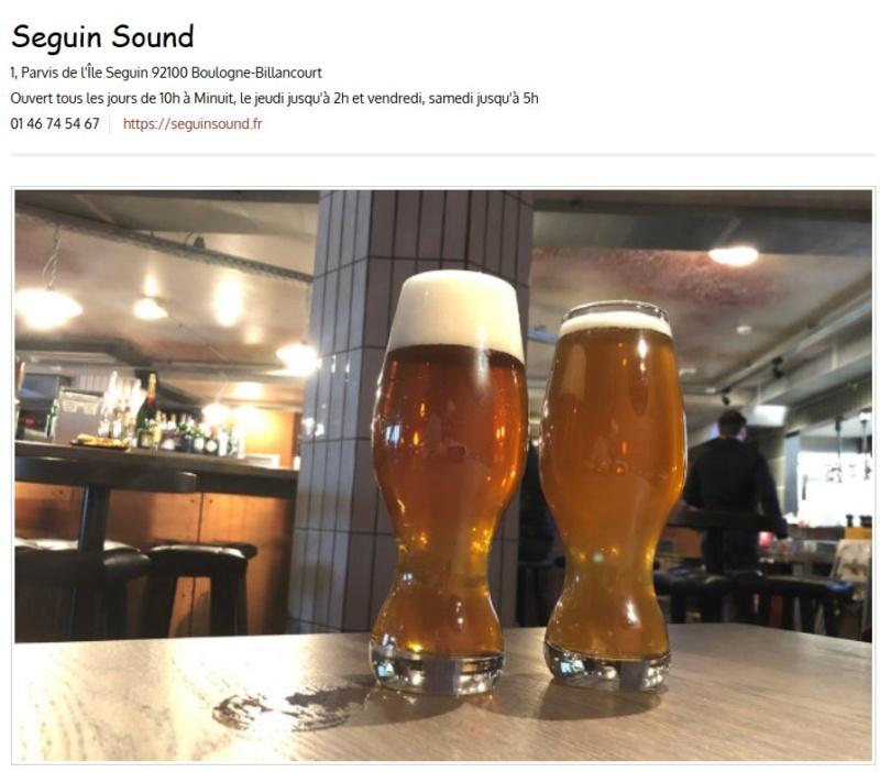 Micro Brasserie Seguin Sound Clip1506