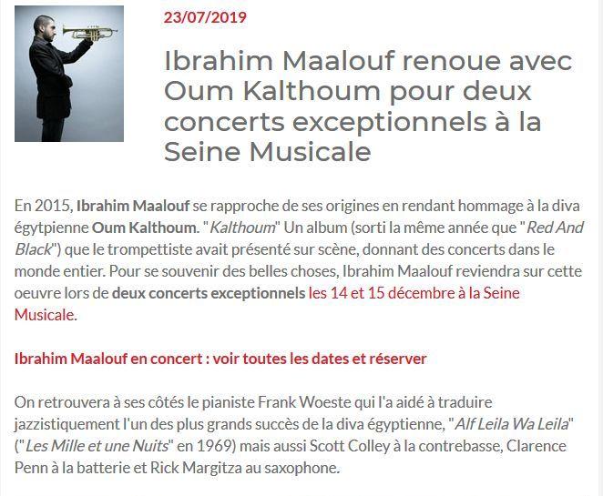 Concerts et spectacles à la Seine Musicale de l'île Seguin Clip1515