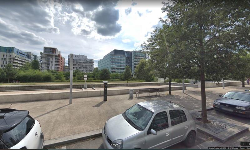 Avenue Pierre Lefaucheux Clip1551