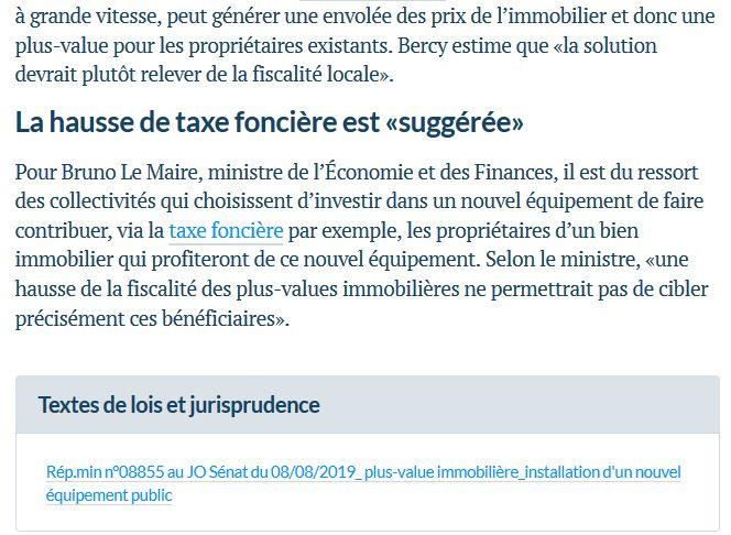 Taxe Foncière et Taxe d'habitation Clip1559