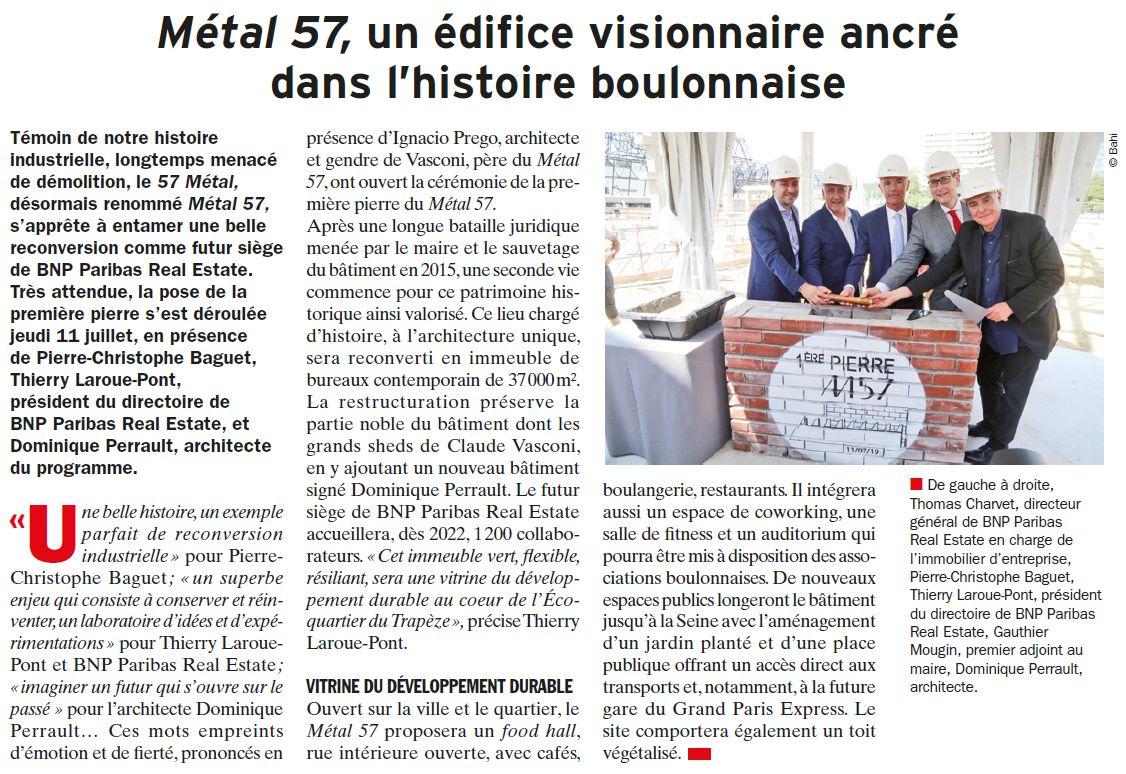 Immeuble Métal 57 (Ex Square Com - 57 Métal) Clip1576