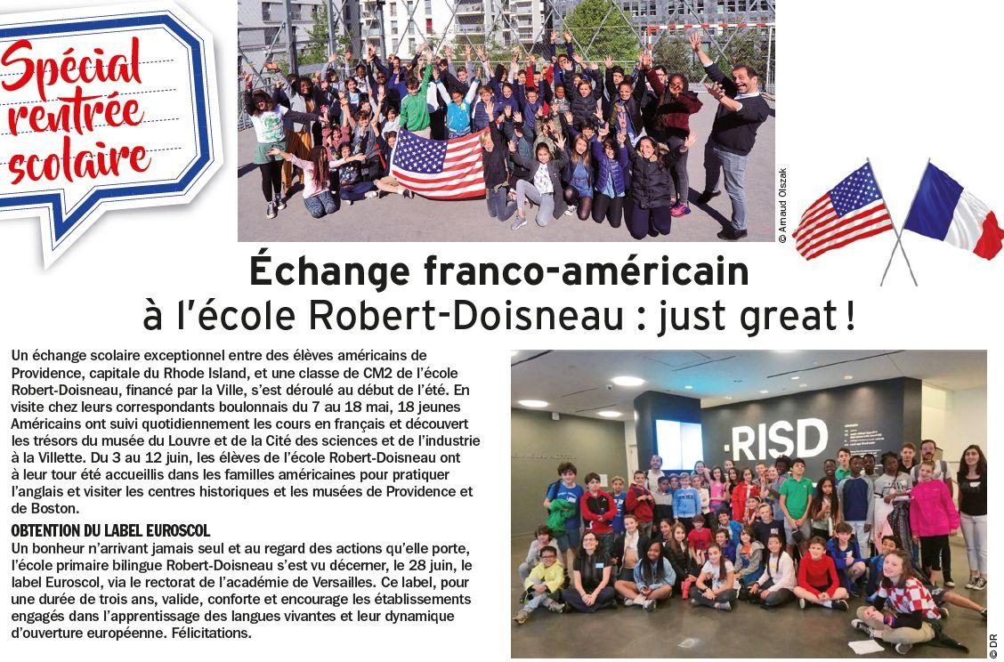 Groupe scolaire Robert Doisneau : informations, photos et vidéos Clip1579