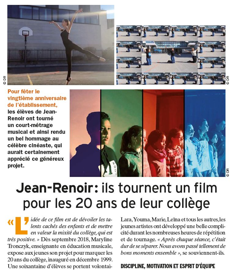 Collège Jean Renoir Clip1580