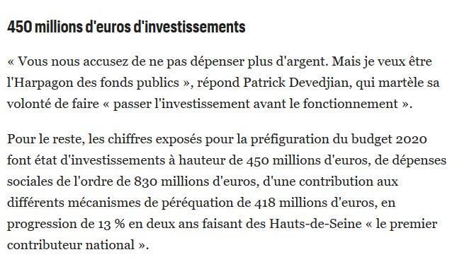 Informations sur les Hauts-de-Seine Clip1745