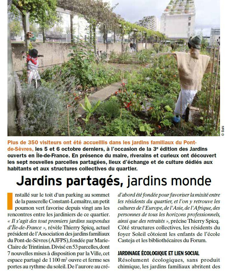 Jardins familiaux du Quartier du Pont de Sèvres Clip1827