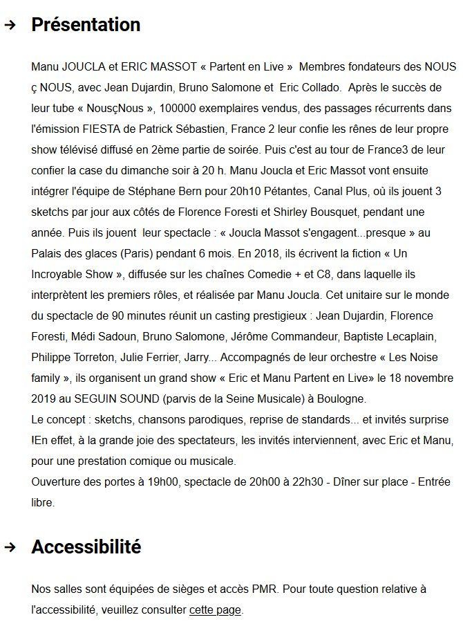 Micro Brasserie Seguin Sound Clip1853