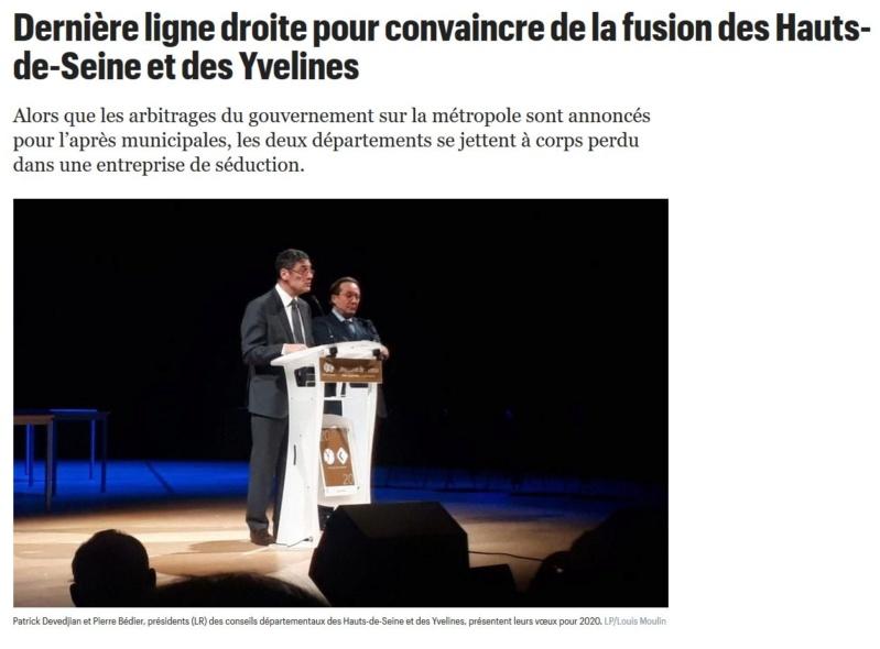 Fusion des départements des Hauts de Seine et des Yvelines Clip2037