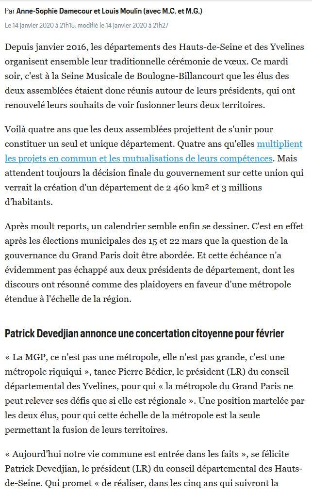 Fusion des départements des Hauts de Seine et des Yvelines Clip2039